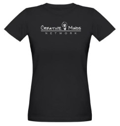 Logo and T-Shirt Design: Creative Minds Network