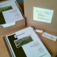 Presentation Materials for Habitat West, Inc.
