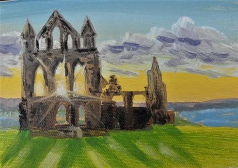 """Ruins"" (Study)"